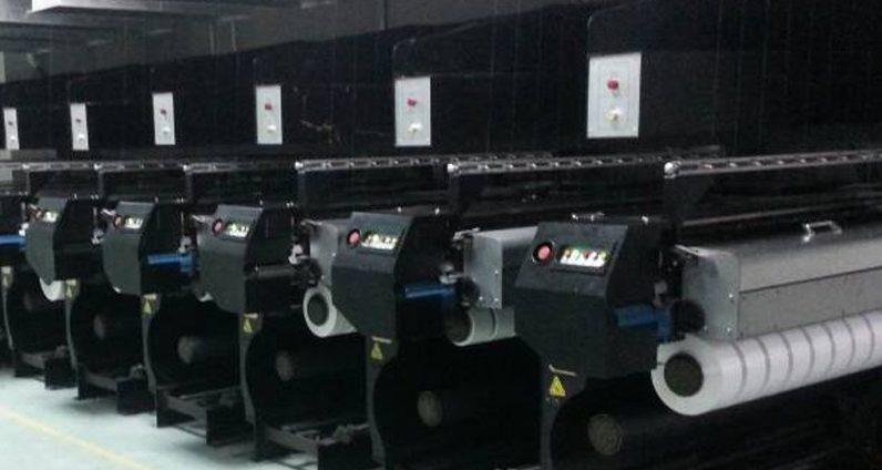 polyester printing machines