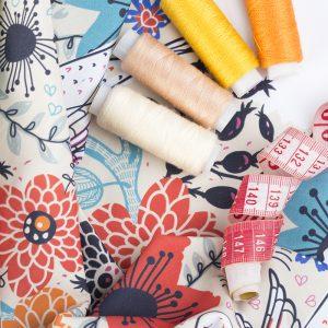 sew with poplin fabric