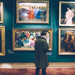 exhibitions assistant art jobs