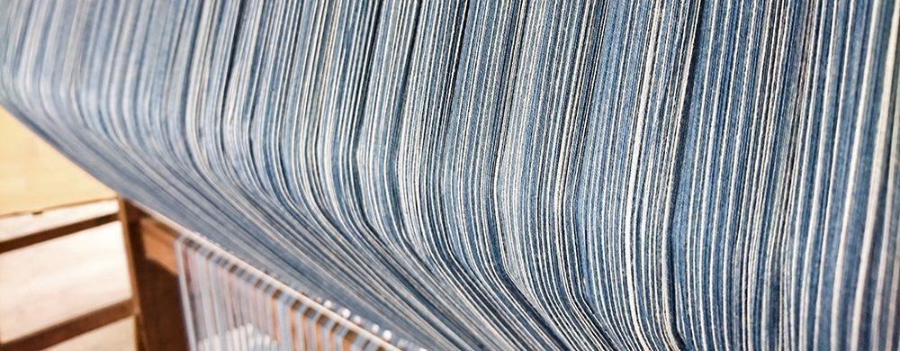 egyptian cotton weaving process