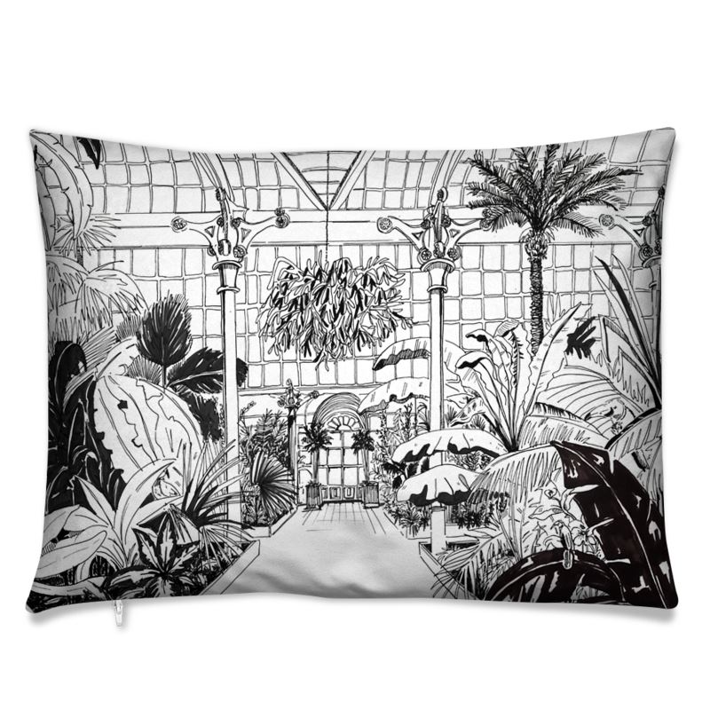art design cushion