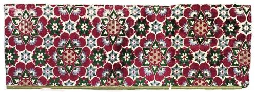 Florentine Velvet from the Medici Family