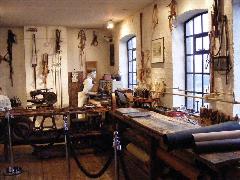 what is leather - a workshop
