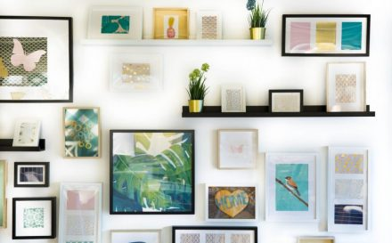 how to dropship wall art and art prints