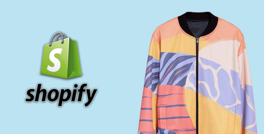 connect shopify with contrado
