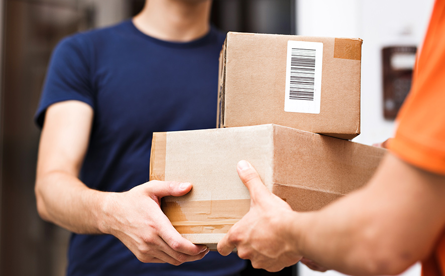 how does drop-shipping work