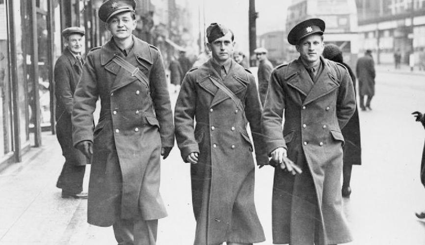 history of trench coat