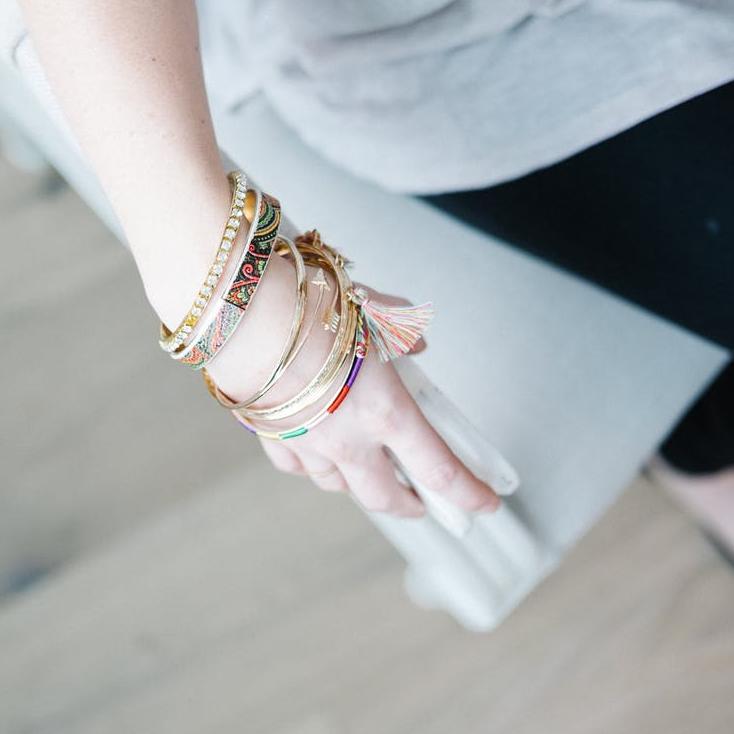 bracelets product photograph